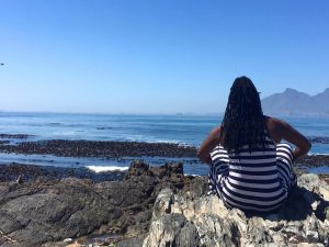 Africa, Robbins Island, thinking, peguins