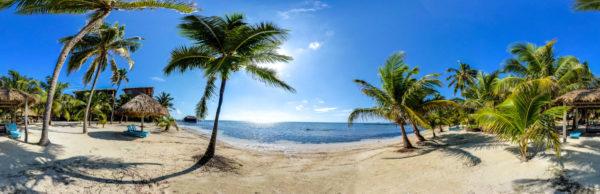 Beach, Paradise, White Sands
