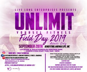 Unlimit Yourself Adult Field Day