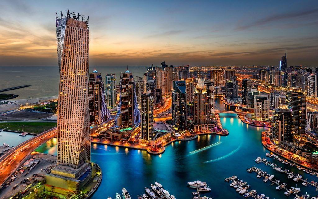 Dubai Live Long 2020