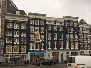 Amsterdam signature buildings